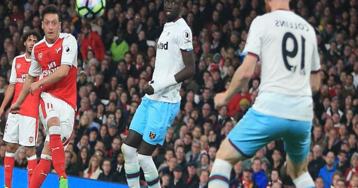 west ham arsenal pronosticos del partido premier league