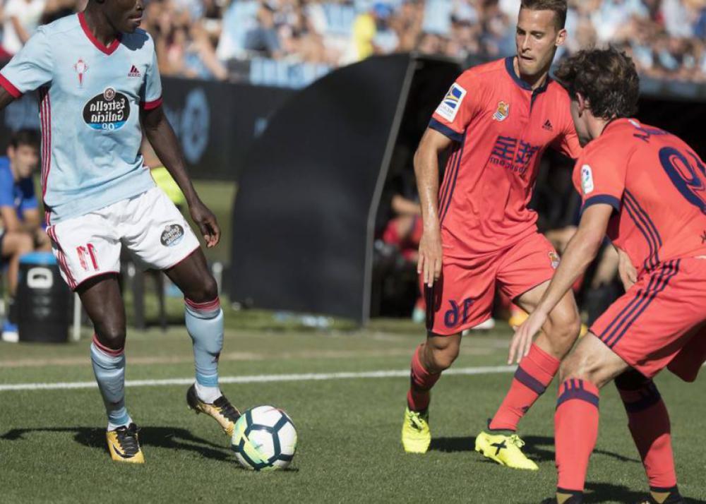 Picks Real Sociedad v Celta Vigo 21Enero 1