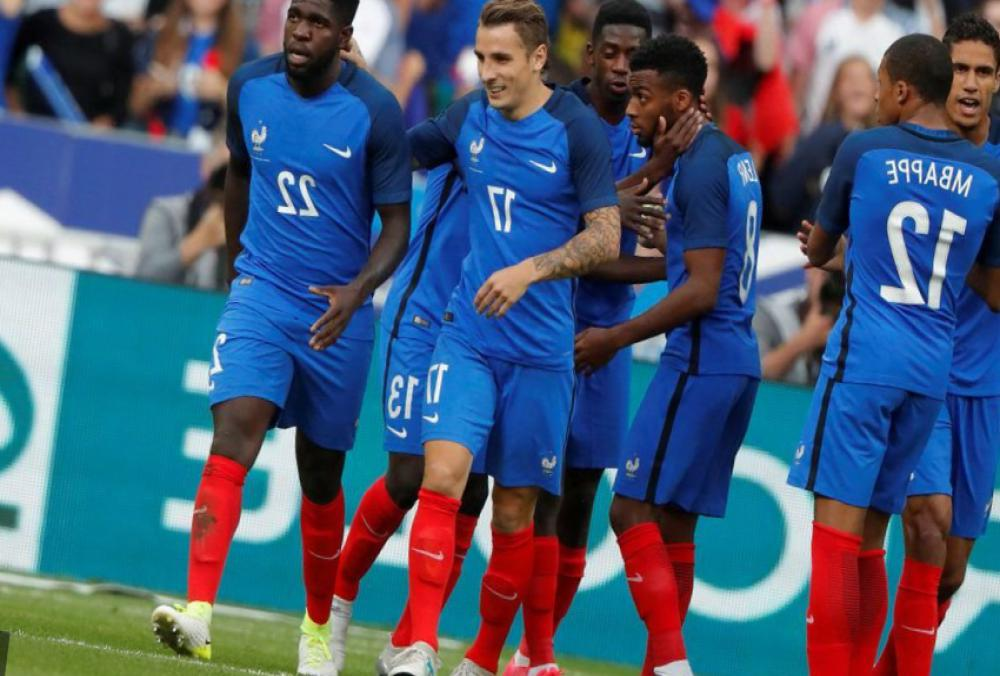 Apuestas France v Colombia 23Marzo 1