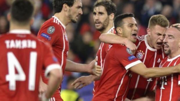 Apuestas Bayern Munich v Sevilla 11Abril 1