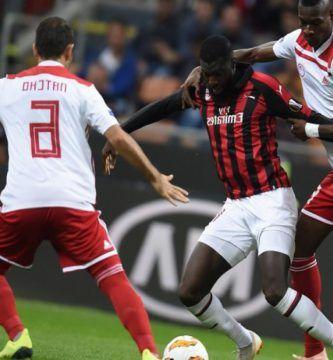 Recomendaciones AC Milan v Sampdoria 28Octubre 2