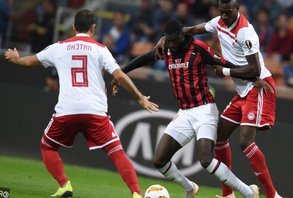 Recomendaciones AC Milan v Sampdoria 28Octubre 1