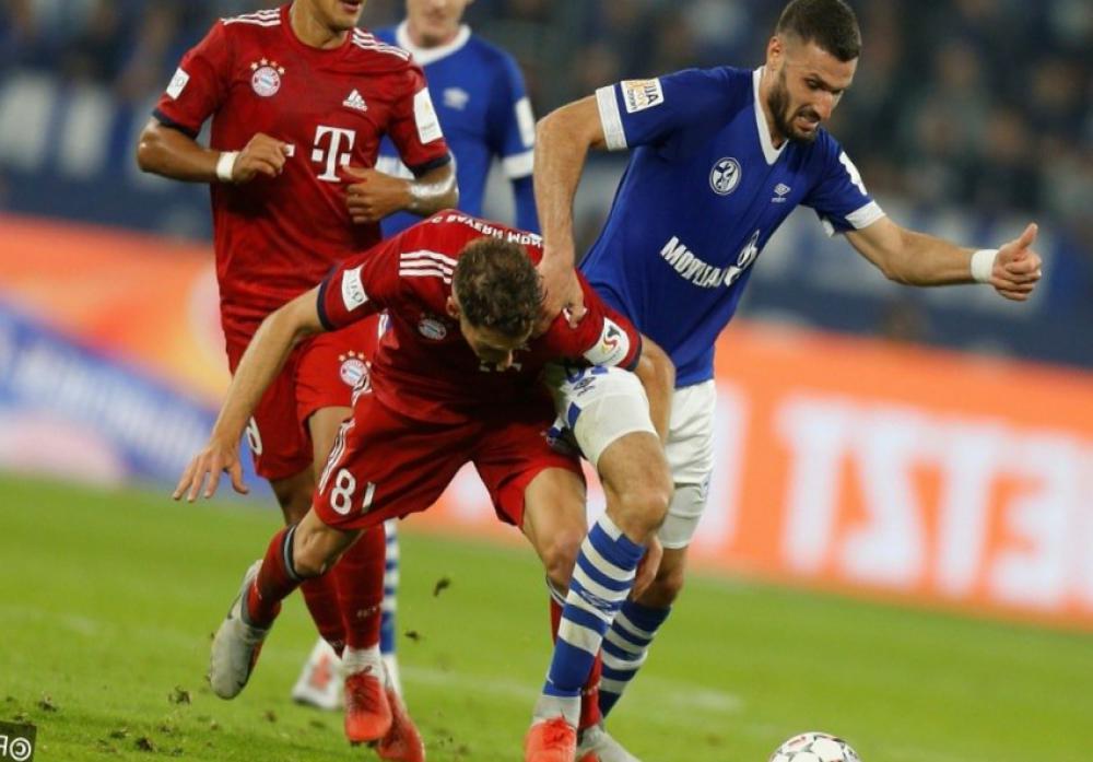 Picks Schalke v Lokomotiv Moscú 11 Diciembre 1