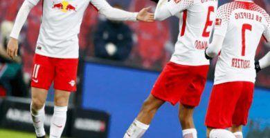 Pronosticos RB Leipzig v Schalke 28 Octubre 6