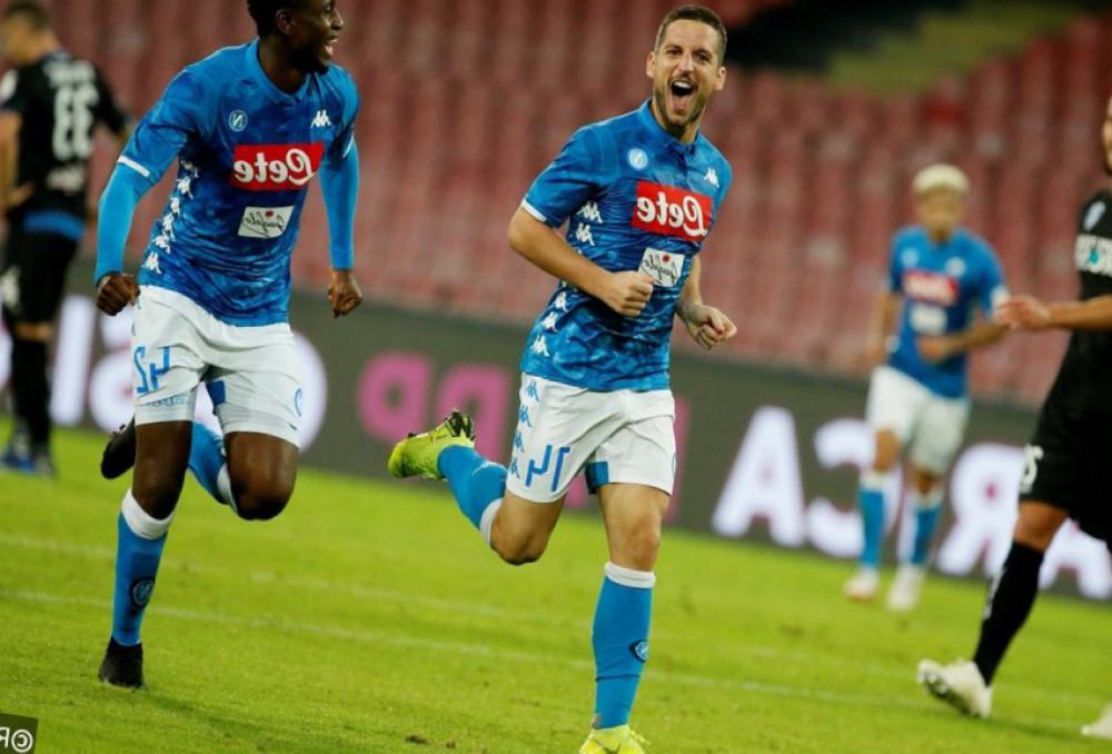 Apuestas para el Nápoles v PSG 06 Noviembre 1