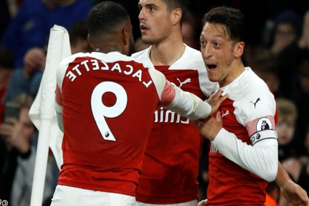 Apuestas Arsenal v Huddersfield 08 Diciembre 1