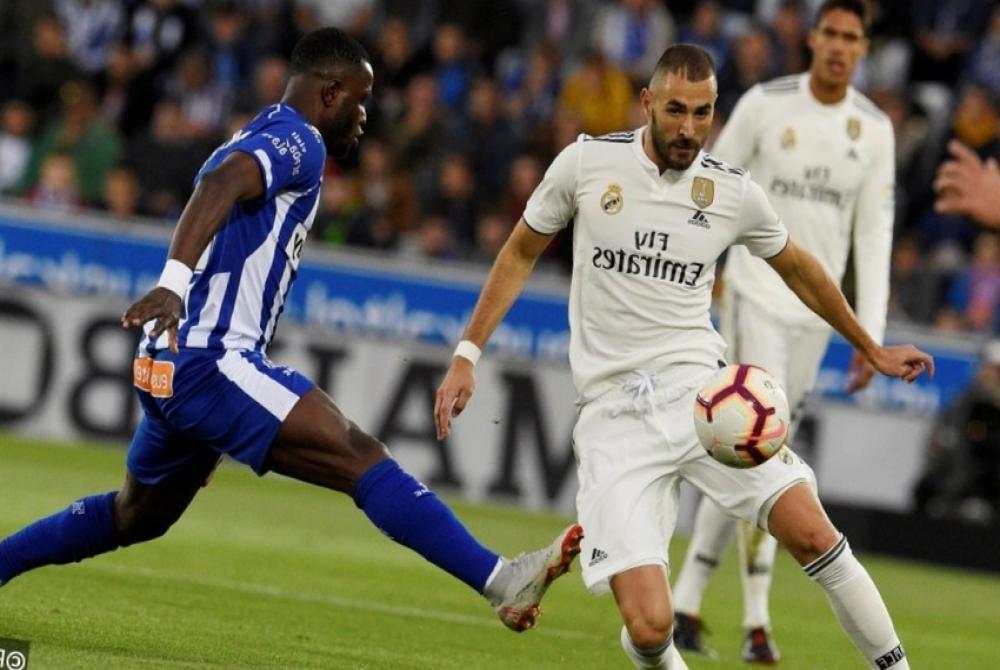 Previa Huesca v Real Madrid 09 Diciembre 1