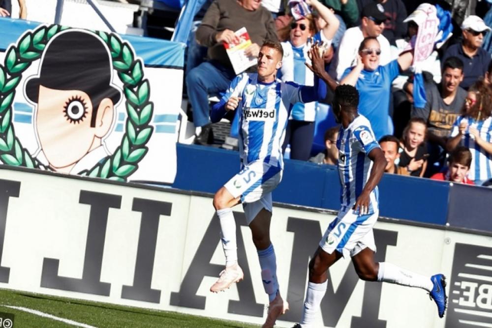 Apuestas Leganes - Real Madrid 16 Enero 1