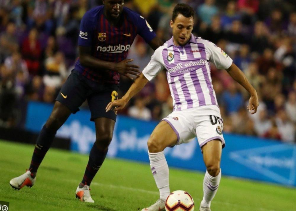 Apuestas Real Valladolid - Rayo Vallecano 05 Enero 1