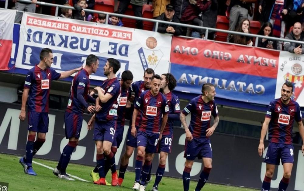 Previa Eibar v Real Valladolid 17 Marzo 1