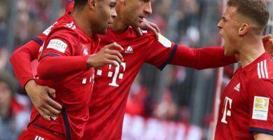 Pronosticos Freiburg v Bayern Munich 30 Marzo 6