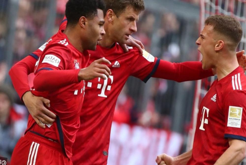 Pronosticos Freiburg v Bayern Munich 30 Marzo 1