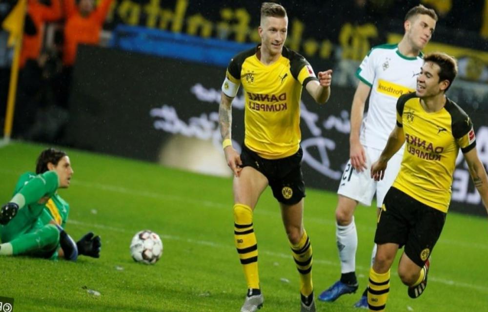 Previa Hertha Berlin v Borussia Dortmund 16 Marzo 1