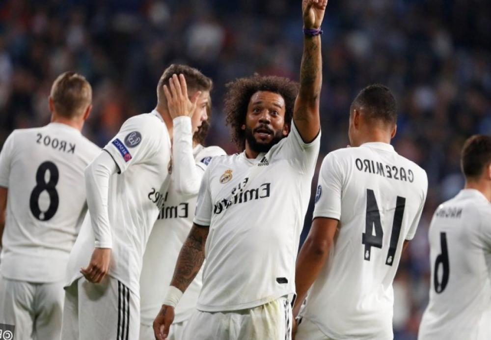 Previa Real Madrid v Ajax 05 Marzo 1