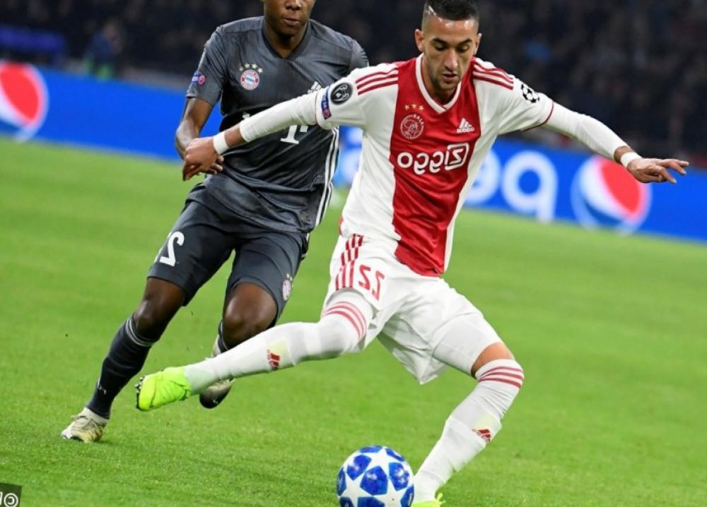 Previa Ajax v Juventus 10 Abril 1