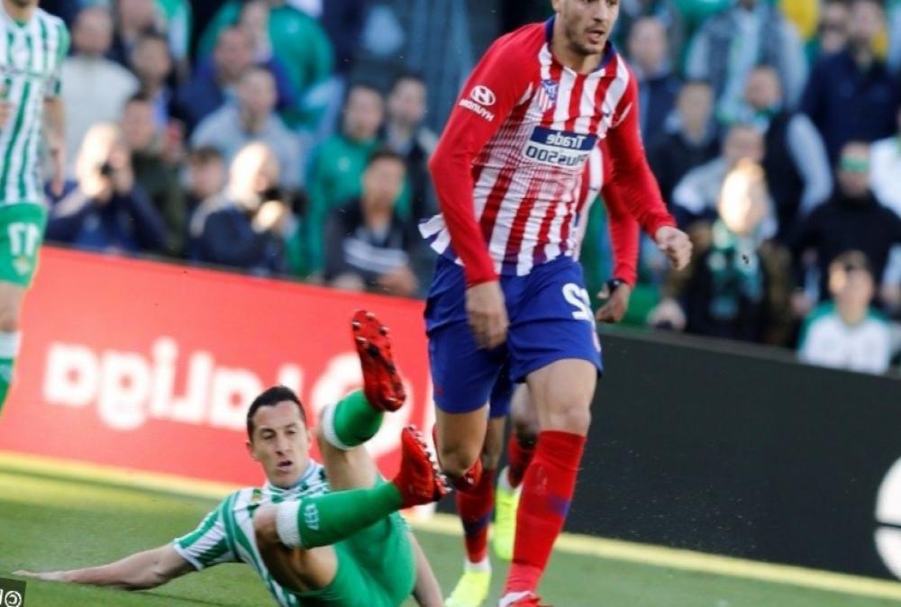 Apuestas Atletico Madrid v Girona 02 Abril 1