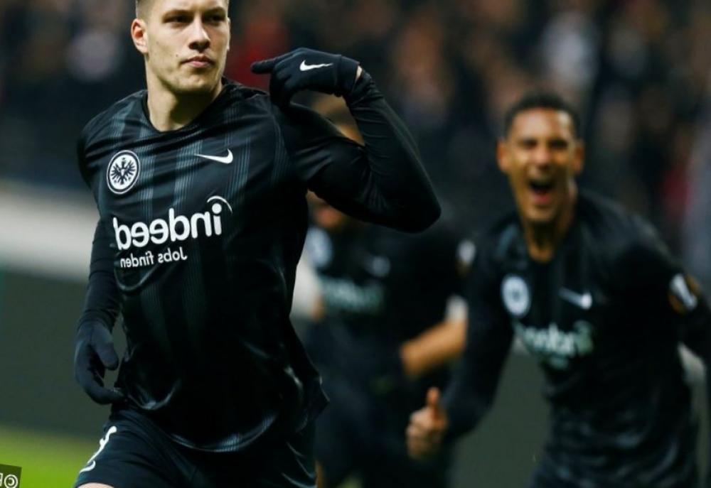 Recomendaciones Eintracht Frankfurt v Hertha Berlin 27 Abril 1