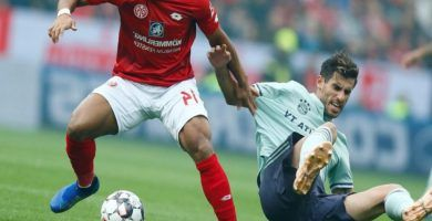 Tips Hannover 96 v Mainz 27 Abril 4