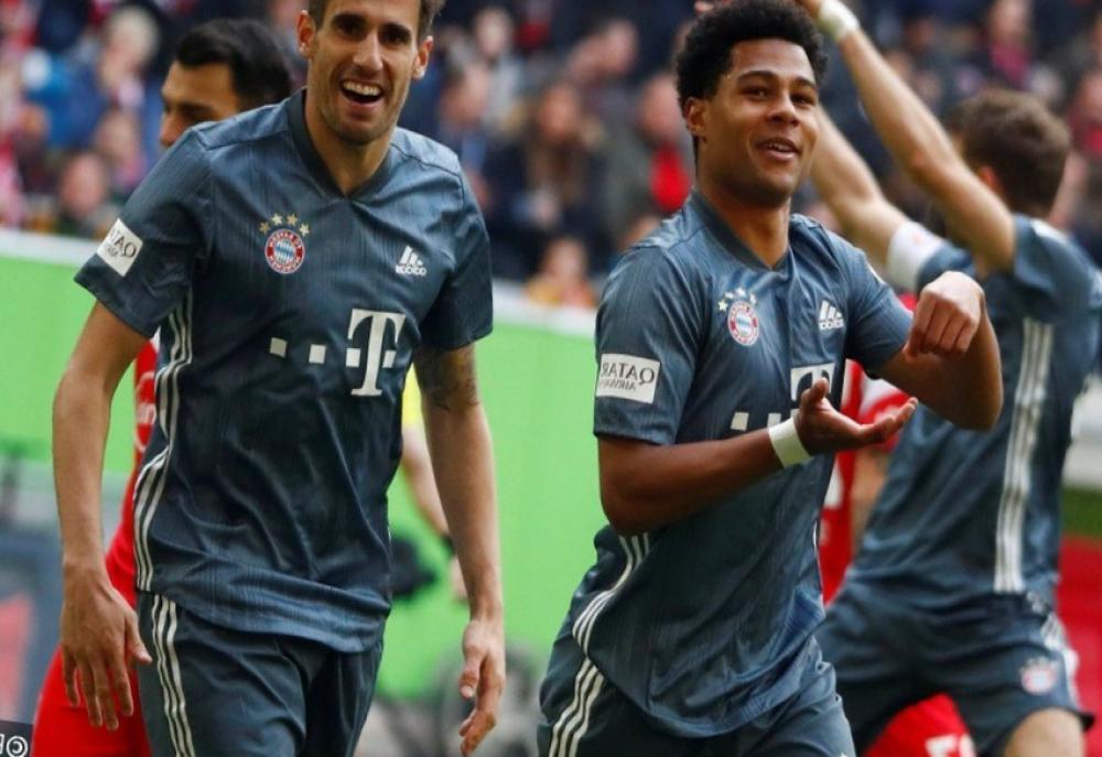 Recomendaciones Nurnberg v Bayern Munich 28 Abril 1