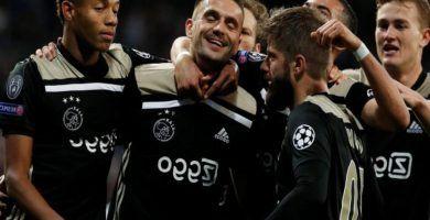 Tips Tottenham Hotspur v Ajax 30 Abril 4