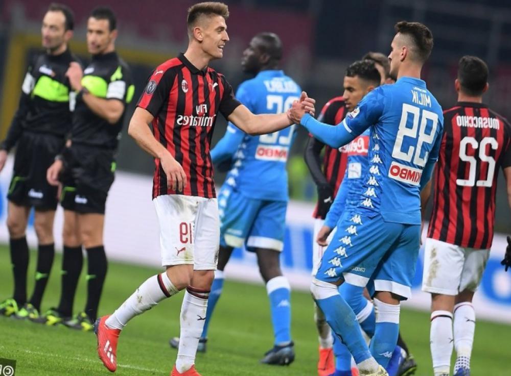 Apuestas AC Milan v Bologna 06 Mayo 1