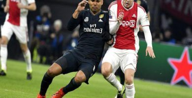 Picks Ajax v Tottenham Hotspur 08 Mayo 1