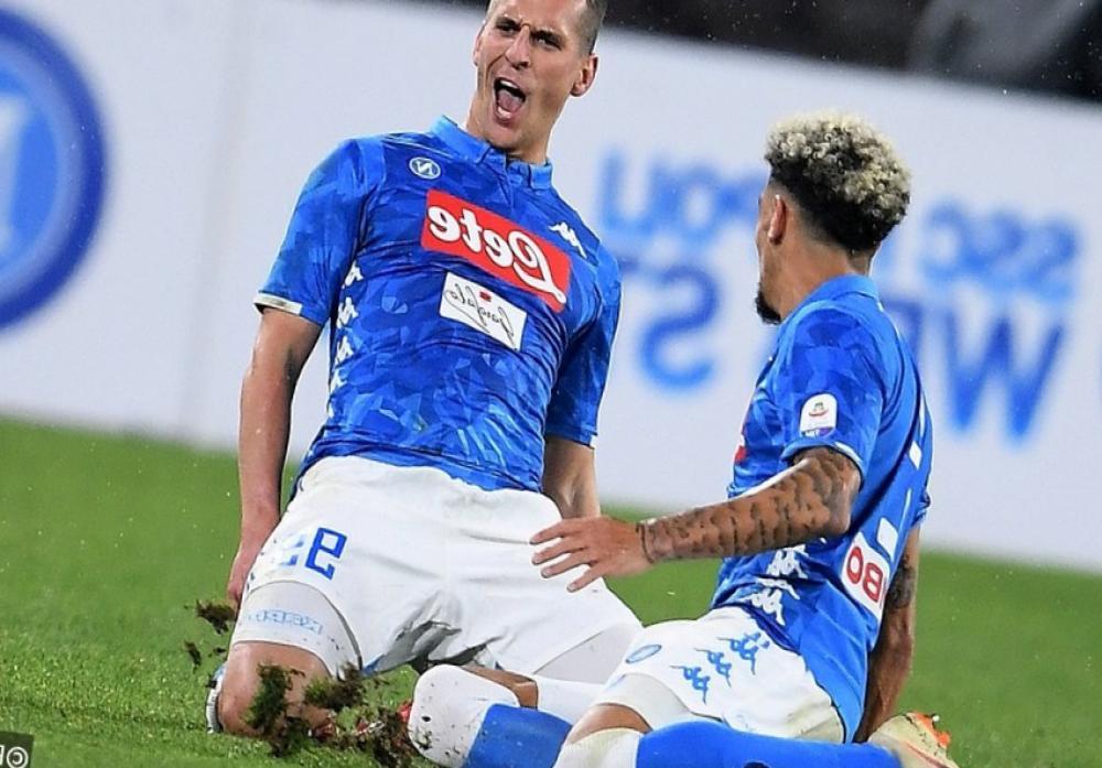 Recomendaciones Napoli v Cagliari 05 Mayo 1