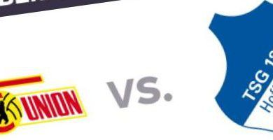Cuotas 1. FC Union Berlin versus Hoffenheim 2