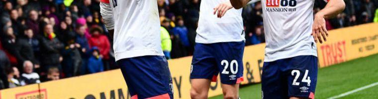La apuesta del AFC Bournemouth vs Burnley del 21/12/2019 1