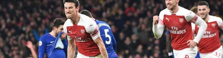 Apuestas Arsenal versus Chelsea del 29/12/2019 1