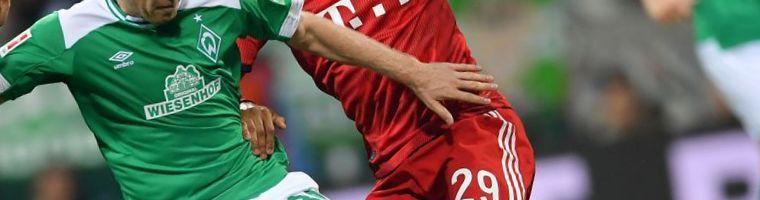Mejores pronósticos Bayern Munich vs Werder Bremen 1