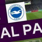 Mejores pronósticos Crystal Palace vs Brighton & Hove Albion del 16/12/2019 1
