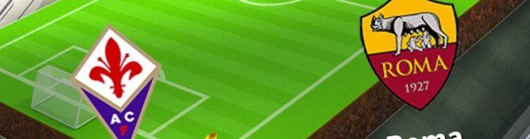 Apuestas Fiorentina versus Roma 1