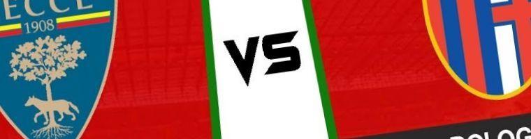 Mejores pronósticos Lecce vs Bologna 1