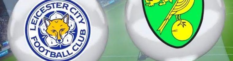 La apuesta del Leicester vs Norwich City 1