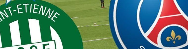 Que apostar en Saint Etienne vs PSG 1