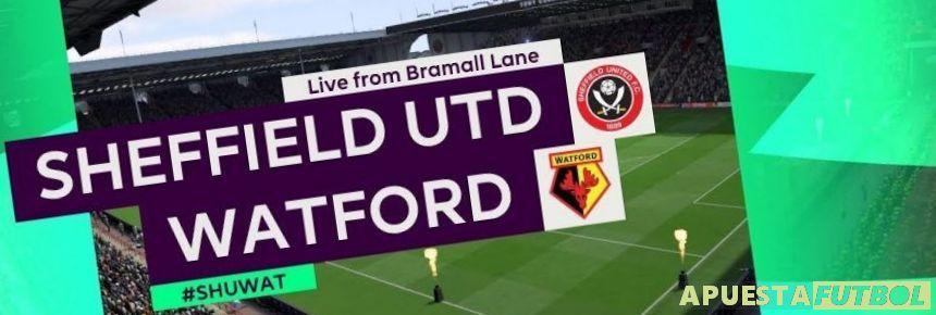 La apuesta del Sheffield United vs Watford del 26/12/2019 1