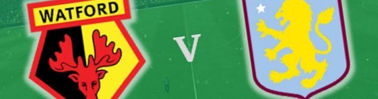 Mejores pronósticos Watford versus Aston Villa 1