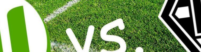 Mejores cuotas Wolfsburg versus Monchengladbach 1
