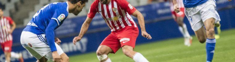 Mejores cuotas Almería - Real Oviedo del 16/01/2020 1
