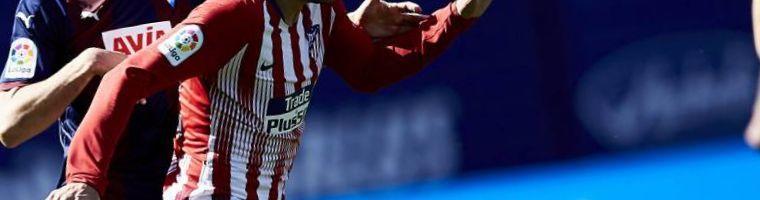 Cuotas Eibar versus Atlético de Madrid del 18/01/2020 1
