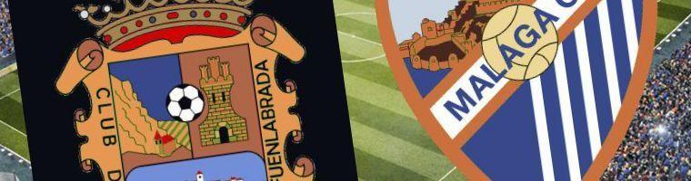 Apuestas Fuenlabrada vs Málaga 1