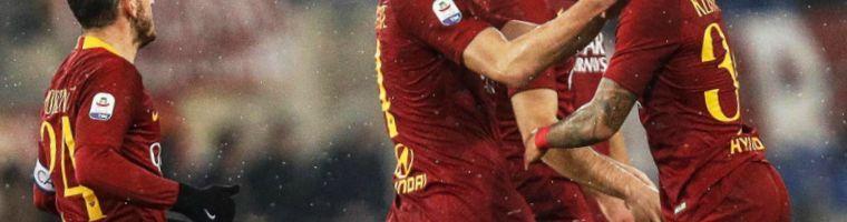 La apuesta del Genova versus Roma 1