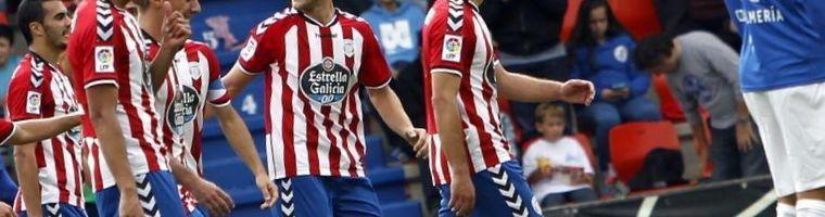 Tus apuestas en Lugo vs Almería del 04/01/2020 1