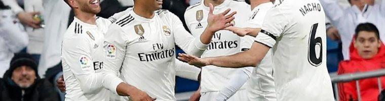 Tus apuestas en Real Madrid versus Sevilla del 18/01/2020 1