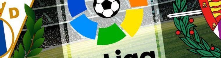 Tus apuestas en Real Valladolid vs Leganés 1