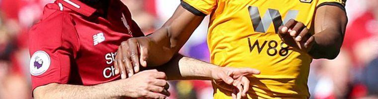 Wolverhampton Wanderers Liverpool Pronostico 23/01/2020 1