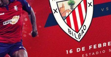 Athletic Osasuna Pronostico 16/02/2020 5