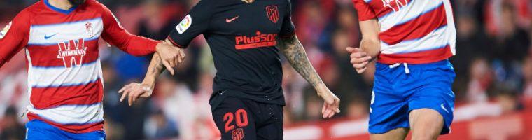 Atlético de Madrid Granada CF Pronostico 08/02/2020 1