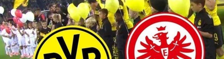 Borussia Dortmund Eintracht Frankfurt Pronostico 14/02/2020 1